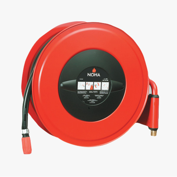Manual NOHA hose reel