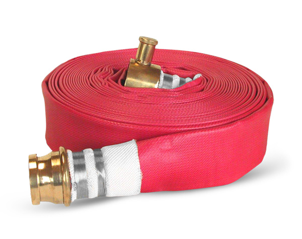 Highlander coated fire hose type 2