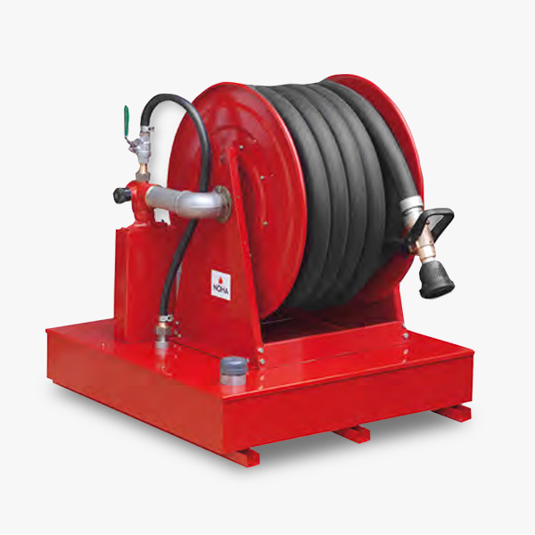 NOHA special fire hose reel